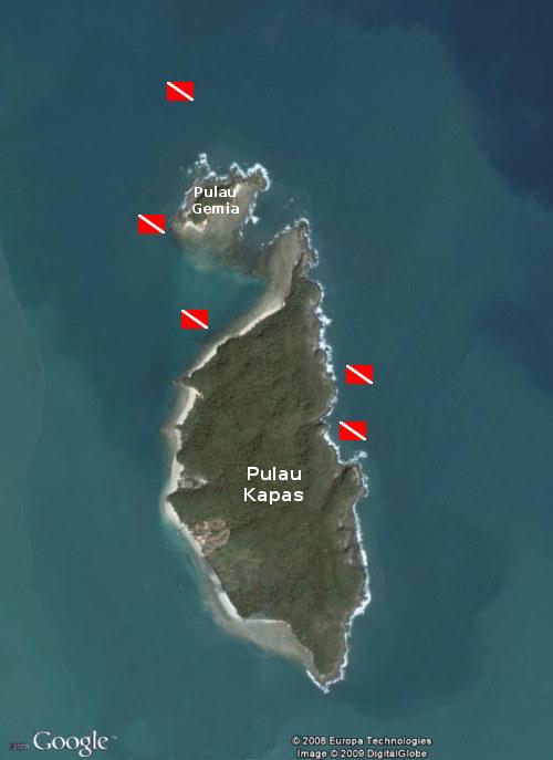 Gemia Island Malaysia  city images : Kapas and Gemia Island, East Coast, Peninsular Malaysia SEA Undersea